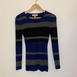 Philosophy Striped Women's Sweater Size M